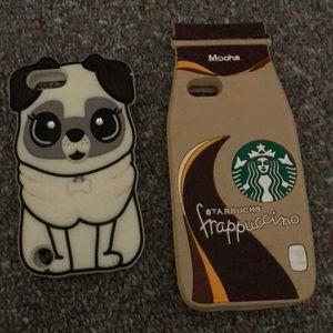 iPhone Starbucks case